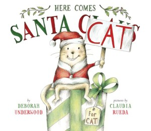 Santa Cat Cover copy